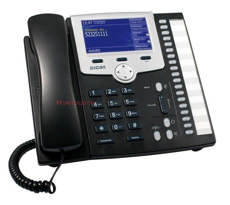 SLICAN Telefon systemowy CTS-330 Bluetooth
