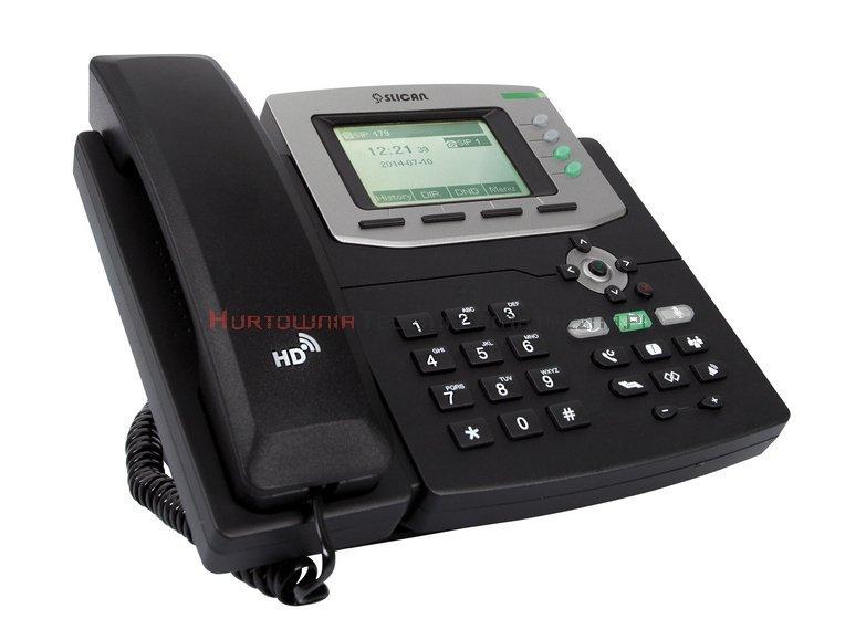 SLICAN Telefon IP VPS-804 PoE