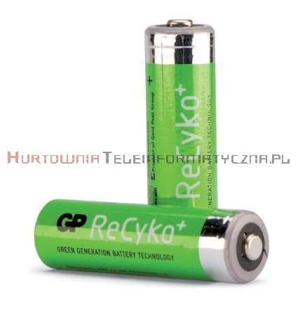 GP RECYKO Akumulator AA; 1.2V; 2000mAh