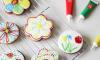 Pisak żelowy do dekoracji tortu ciastek 19g RÓŻOWY