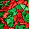Posypka cukrowa świąteczna CHOINKI skarpety 56g - Wilton