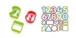 Foremki wykrawacze CYFERKI cyfry 21 szt - Tescoma