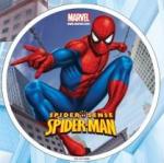 Kardasis - opłatek na tort okrągły Spiderman 1705
