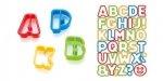 Foremki wykrawacze LITERKI alfabet 34 szt - Tescoma