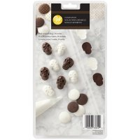Foremka do czekoladek MINI CZASZKI na HALLOWEEN - Wilton