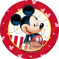 Modecor - opłatek na tort Myszka Mickey D