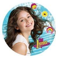 Modecor - Opłatek na tort Soy Luna Oh!