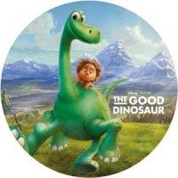 Modecor - opłatek na tort Dobry Dinozaur A