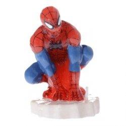 Świeczka figurka 3D na tort SpiderMan