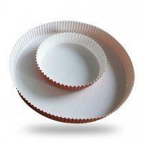 Forma papierowa do pieczenia ciasta tarty 170/20 - 5szt