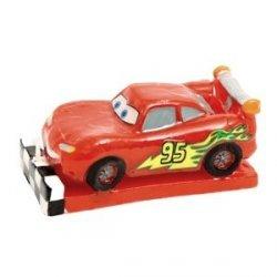 Świeczka urodzinowa figurka 3D na tort ZYGZAK MCQUEEN CARS