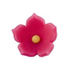 HOKUS - Kwiatek firmowy liilaróż - Kwiaty cukrowe 10 szt.