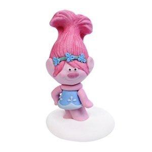 Cukrowa figurka na tort Trolle Trolls Poppy