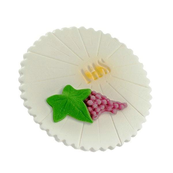 Dekoracja cukrowa na tort HOSTIA Z WINOGRONEM