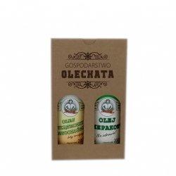display 2x 200 ml gospodarstwo olechata