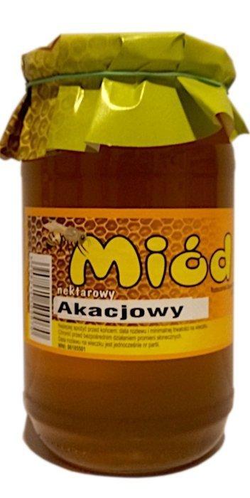 miód akacjowy 1000 g
