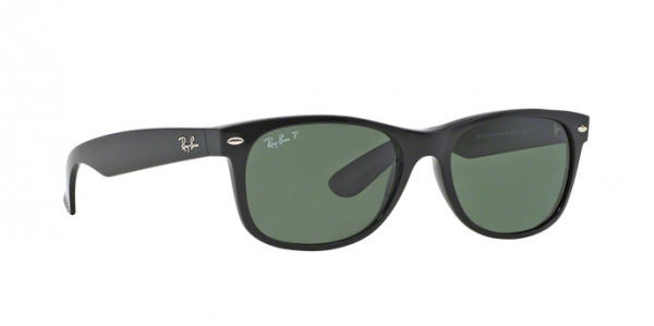 SONNEBRILLE RAY-BAN® NEW WAYFARER RB 2132 901/58 55