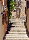 Fototapeta na ścianę - Schody, Tarragona, Hiszpania - 183x254cm