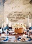 10 pomysłów na dekorację stołu