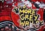 Fototapeta do pokoju - Graffiti - 366x254cm