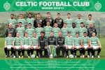 Celtic Team Photo 12/13 - plakat