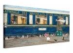 Orient Express - Obraz na płótnie