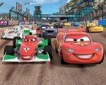 Fototapeta dla dzieci - Auta Disney - 3D - Walltastic