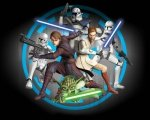 Fototapeta dla dzieci - Star Wars - 3D - Walltastic