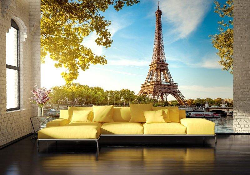 Fototapeta Do Salonu Tour Eiffel Paris France Dekoracje ścienne
