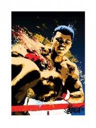 Muhammad Ali (Sting)  - reprodukcja
