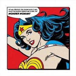 Wonder Woman (Of All People) - reprodukcja
