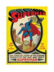 Superman (No.1 - reprodukcja