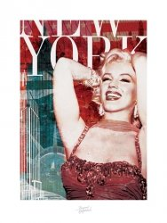 Marilyn Monroe (New York) - Bernard Of Hollywood - reprodukcja