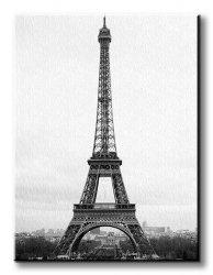 Obraz ścienny - Paryż, Wieża Eiffel - 90x120 cm