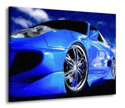 Obraz na ścianę - Speedster - Samochód - 120x90 cm