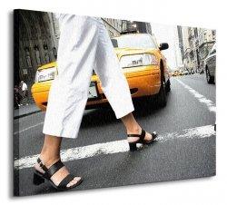 Obraz na wymiar - New York, ulica - 80x60 cm