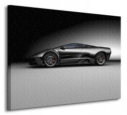 Samochód wyścigowy - Obraz na płótnie