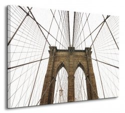 Brooklyn Bridge II - Obraz na płótnie
