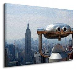 Manhattan Punkt Obserwacyjny - Obraz na płótnie