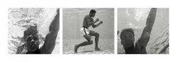 Muhammad Ali (Underwater Triptych) - reprodukcja
