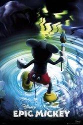 Epic Mickey Monster - plakat