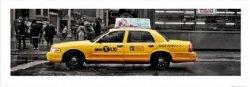 New York 7Th Avenue - reprodukcja