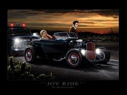 Monroe, Presley (Helen Flint) - reprodukcja