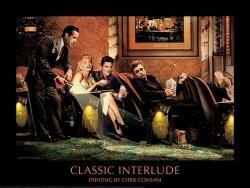 Monroe, Presley, Dean (Chris Consani) - reprodukcja