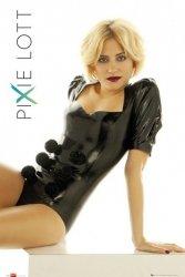 Pixie Lott Leather - plakat