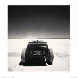 Stary samochód - reprodukcja