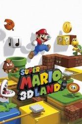 Nintendo Mario 3D Land - plakat
