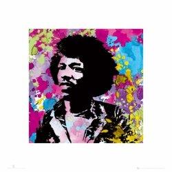 Jimi Hendrix Colours - reprodukcja