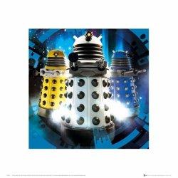 Doctor Who Daleks - reprodukcja