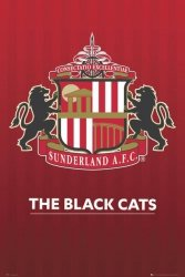 Sunderland Crest - plakat
